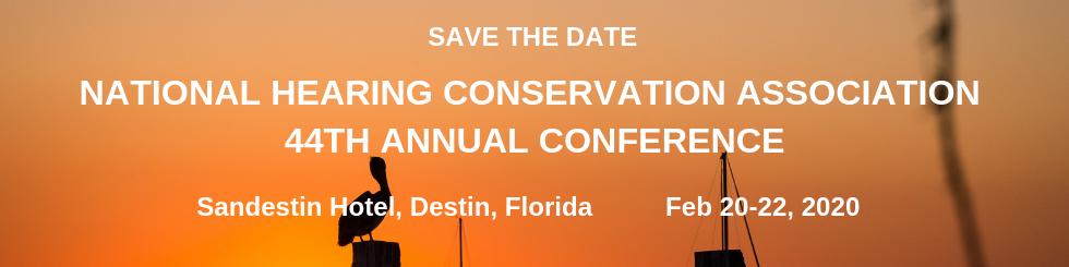 NHC Conference Feb 20-22, 2020